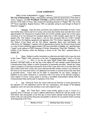 360 deal contract template - printable texas lease agreement laws edit fill out