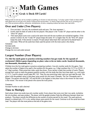 how to make index cards in word 2010