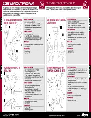 Editable www gym workout chart com - Fillable & Printable