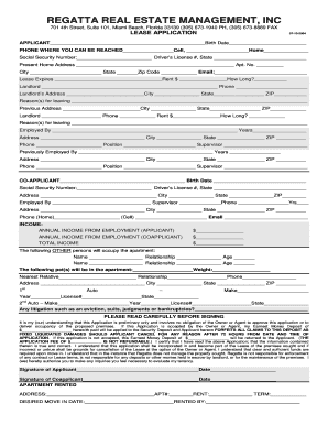Printable standard form apartment lease (simplified fixed term ...