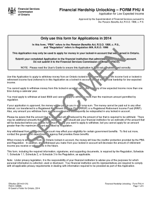 financial hardship letter for school Forms and Templates