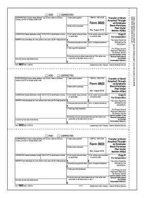 Fillable Online Form 3922 Form 3922 Form 3922 - TFP Data Systems ...