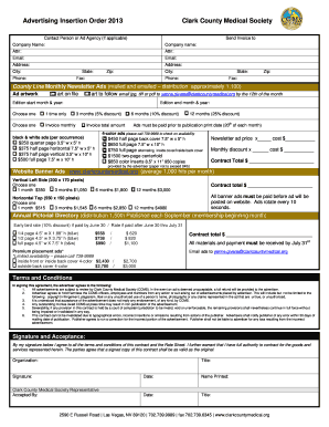 Ccms Application Form - Image Mag