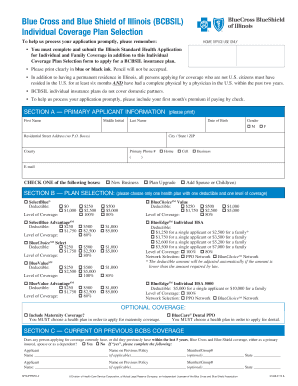 bcbsil prior authorization form for medication. Blue Cross and Blue Shield  of Illinois ...