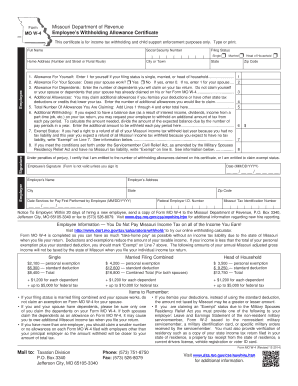 w-4 Forms and Templates - Fillable & Printable Samples for PDF ...