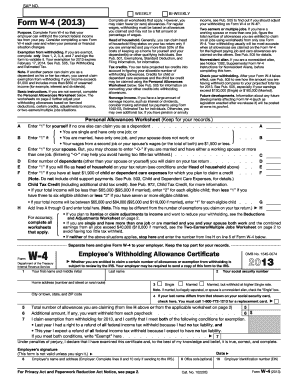 2012 Form W-4 - FirstEnergy