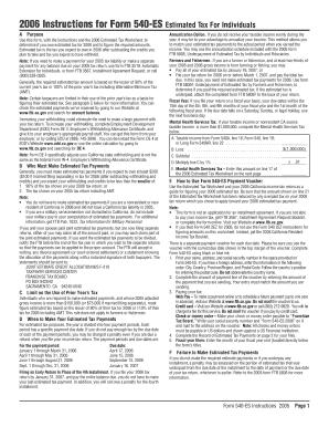 California form 540 instructions 2016 - Edit, Fill, Print ...