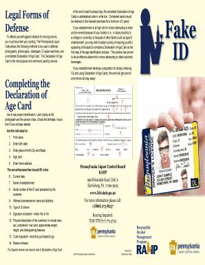 fake id maker online free - Editable, Fillable & Printable