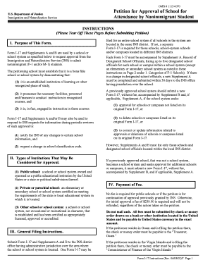 Fillable Online INS Form I-17 - ExposeScientology.com Fax Email ...