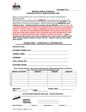 parent teacher conference form pdf Templates - Fillable ...