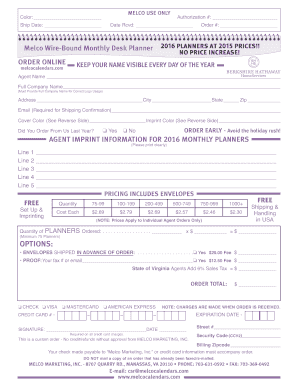 Ultimate Wire Forms | Monthly Planner Online Edit Fill Out Top Online Forms Download