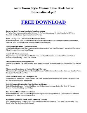 astm e2018 15 free download - Editable, Fillable & Printable