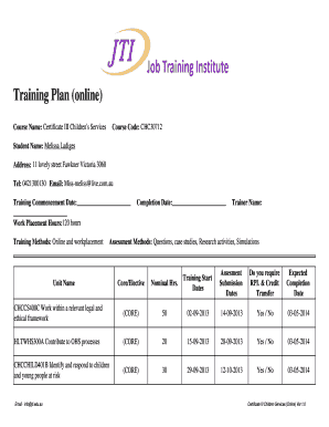 training agenda template excel forms fillable printable samples