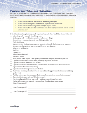 Printable one page strategic plan pdf edit fill out download step one establish my current state targetedlearning pronofoot35fo Image collections