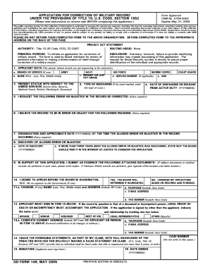 Dd Form 149 - Fill Online, Printable, Fillable, Blank | PDFfiller