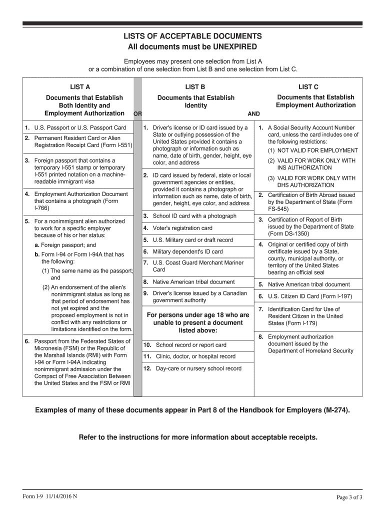 It's just a picture of I-9 Printable for uscis gov