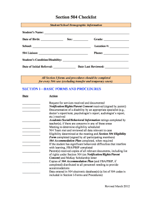 Salary increment request letter format pdf templates fillable section 504 checklist broward county public schools broward k12 fl spiritdancerdesigns Gallery