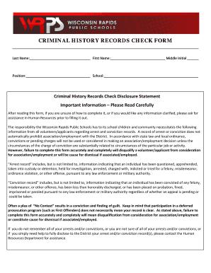 Free Public Criminal Record Check >> Free Public Criminal Record Check Edit Fill Print