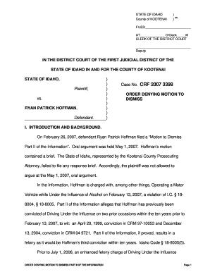 kootenai county idaho divorce forms