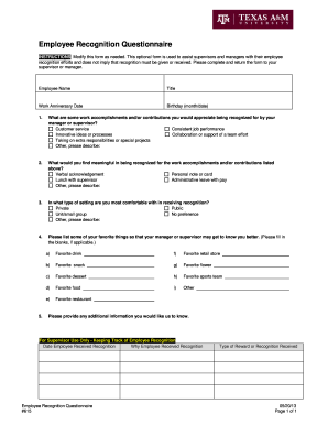 stress management questionnaire for employees pdf