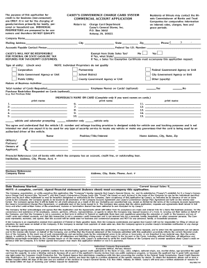 Caseys Job Application Form Pdf