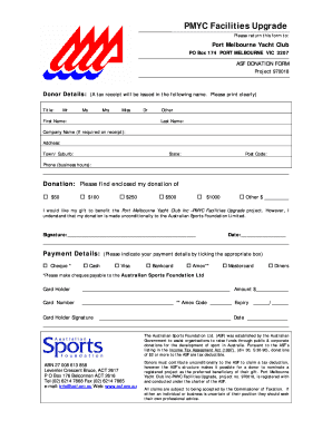 2006 Donation Form- sample.doc