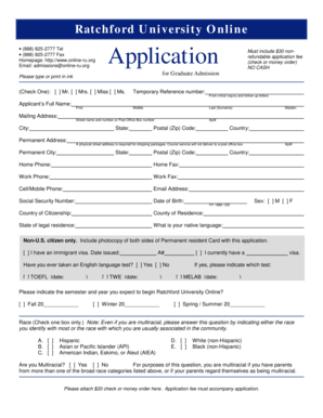 Fillable Online Hep Uiuc Application University Of