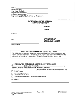 blank motion form maricopa county Ny Queens Search Warrant Affidavit - Fill Online, Printable ...