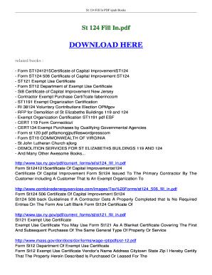 Fillable Online ebookread St 124 Fill In FREE Download - Ebookread ...