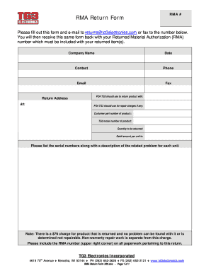 Fillable Online Please fill out this form and e-mail to