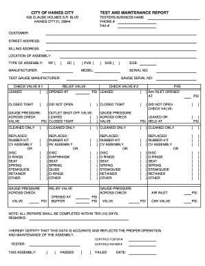 test report template excel - Fill Out Online Documents for