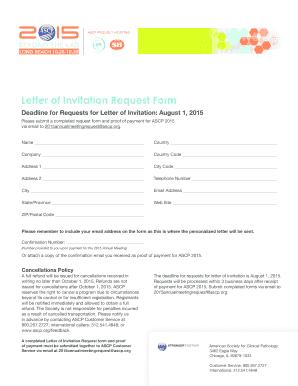 get together invitation letter