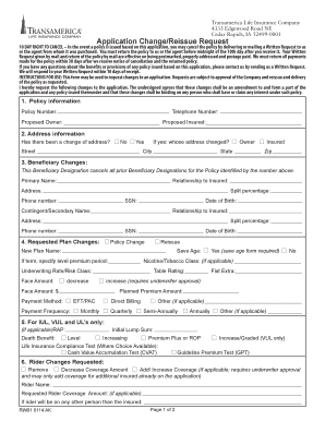 Transamerica Life Insurance Reviews >> Fillable Online Iowa Cheerleading Coaches Association Fax Email Print - PDFfiller