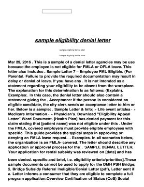 fmla second opinion letter sample