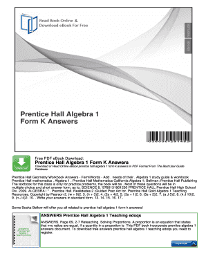 Prentice hall algebra 1 answer key pdf fill online printable prentice hall algebra 1 answer key pdf rate this form fandeluxe Images