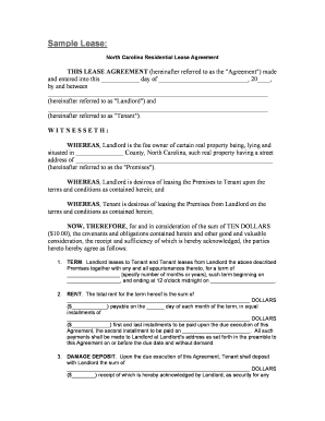 Sample Lease Off Campus Partners Fill Online Printable Fillable