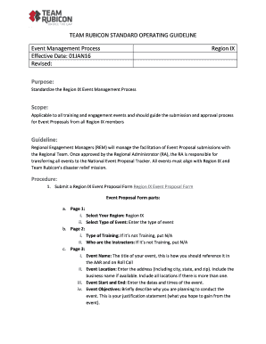 Sample Proposal Letter For Event from www.pdffiller.com