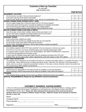 15 printable construction scope of work checklist forms and
