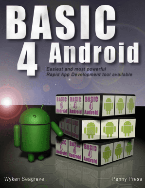Printable android sample projects with source code free download