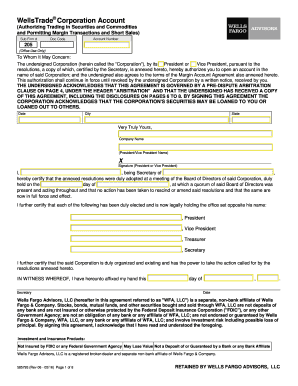 Wells fargo bank statement template - Fillable & Printable
