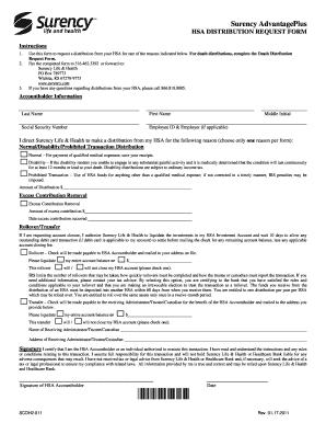 Decoding HSA Forms 1099-SA and 5498-SA |Hsa Distribution Form