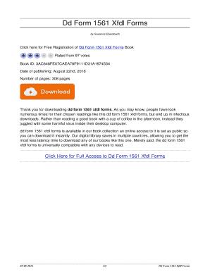 Fillable Online Dd Form 1561 Xfdl Forms. dd form 1561 xfdl forms ...