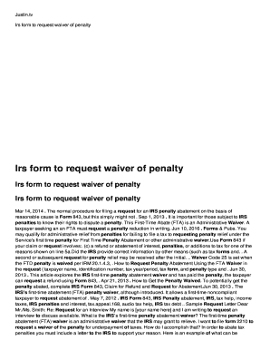 Sample letter waiver of penalty for reasonable cause fill out sample letter waiver of penalty for reasonable cause fill out online documents for local goverment download in word pdf docsforlocalgov thecheapjerseys Images