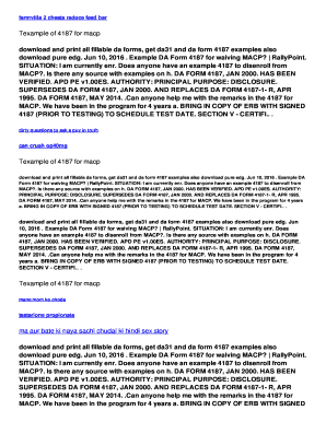 384068099 Da Form Macp Example on compassionate reassignment, for aviation badge, driver's badge, for combat action badge, deletion orders, change mos, separate rations,
