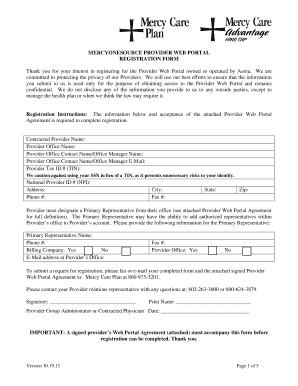 Aetna provider portal register