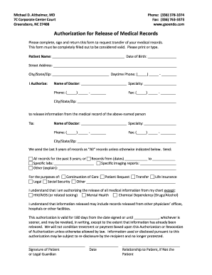 Medical records transfer request form printable form templates 336378 1074 fax 336763 3373 gsoendo authorization for release of medical records please completesign and return this form to request transfer pronofoot35fo Choice Image