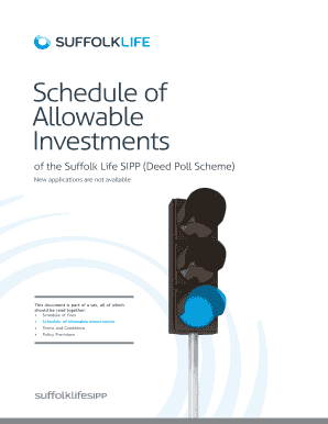 allowable investments in a sipp