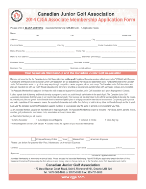 canadian visa application form pdf to Download in Word & PDF