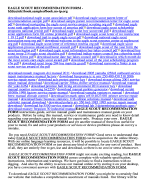 Academic Reference Letter Example from www.pdffiller.com