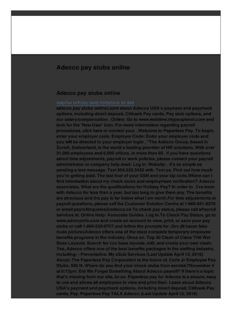 Adomyinfo - Fill Online, Printable, Fillable, Blank | PDFfiller